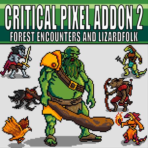 Critical Pixel Addon 2