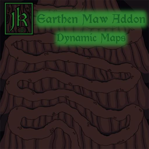 JK Earthen Maw Addon - Dynamic Maps