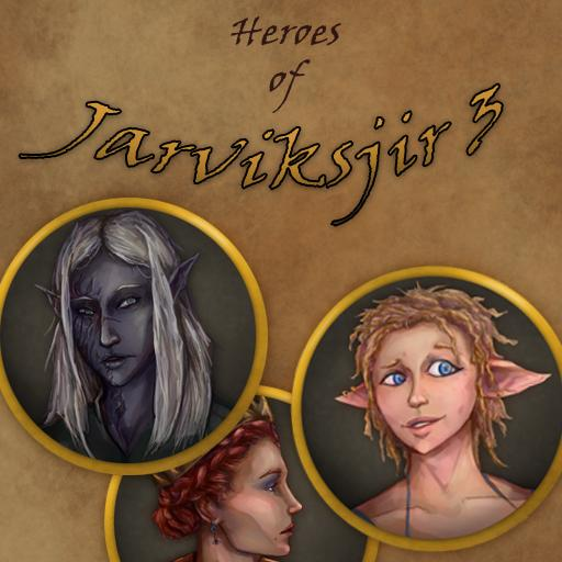 Heroes Of Jarviskjir 3, Hero Harder