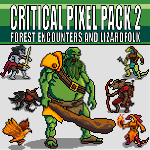 Critical Pixel Pack 2