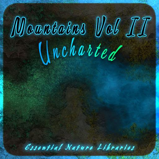 Essential Nature Libraries: Mountains Vol 2 Uncharted