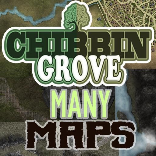Chibbin Grove Many Maps