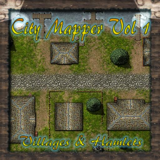 City Mapper Vol 1: Villages & Hamlets