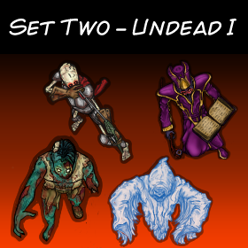Set Two - Undead I