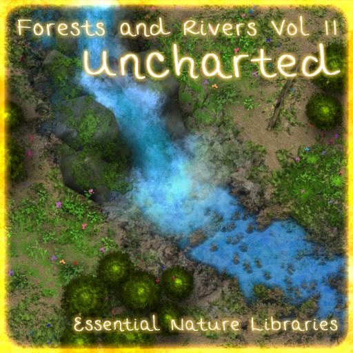 Essential Nature Libraries Forests and Rivers: Uncharted