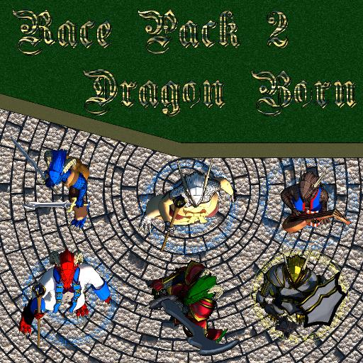 Race Pack-Dragon Born