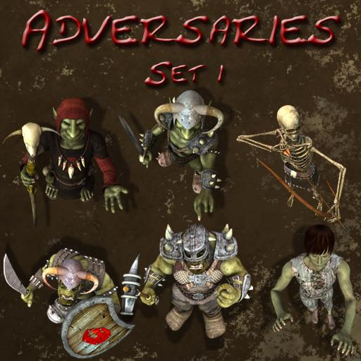 Adversaries Set 1