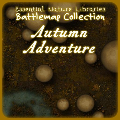 Essential Nature Libraries Battlemaps: Autumn Adventure