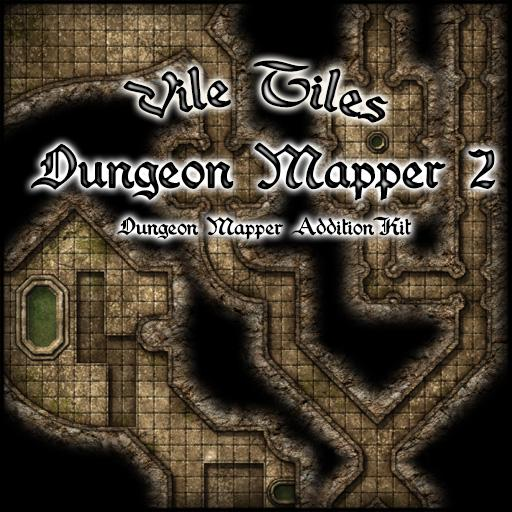 Vile Tiles: Dungeon Mapper 2
