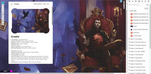 Curse of Strahd | Roll20 Marketplace: Digital goods for