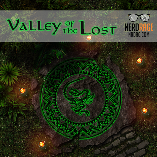 Valley of the Lost Tile Set