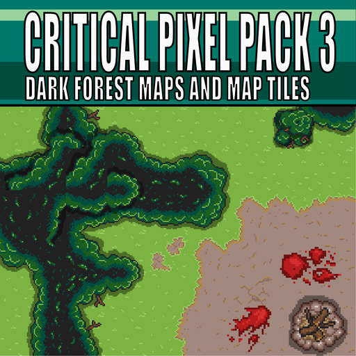 Critical Pixel Pack 3