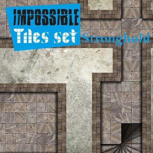 Impossible Tiles Set: Stronghold