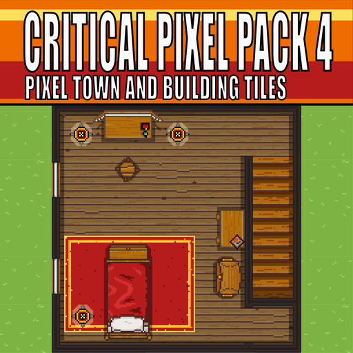 Critical Pixel Pack 4