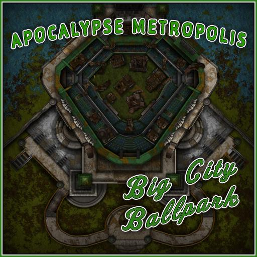 Apocalypse Metropolis: Big City Ballpark