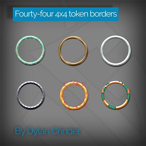 Masterwork Borders 5