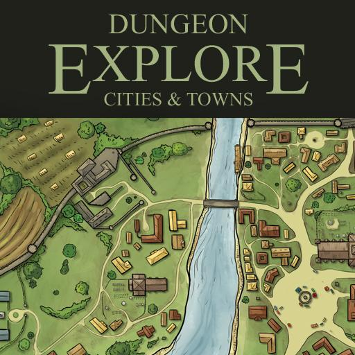 Dungeon Explore - City and Town Creator