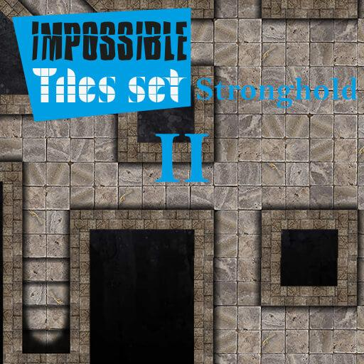 Impossible Tiles Set: Stronghold 2