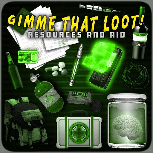 Gimme That Loot! Resources and Aid