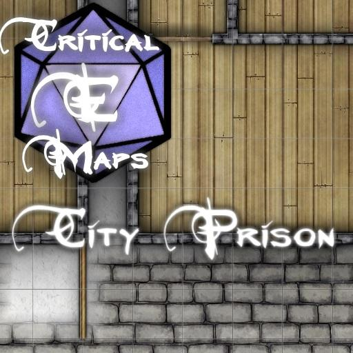 Critical E Maps: City Prison
