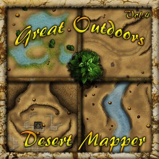 GOv4: Desert Mapper