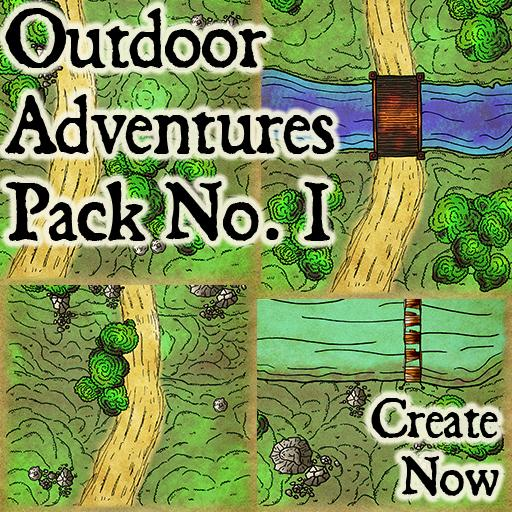 Outdoors Adventure Pack No. 1