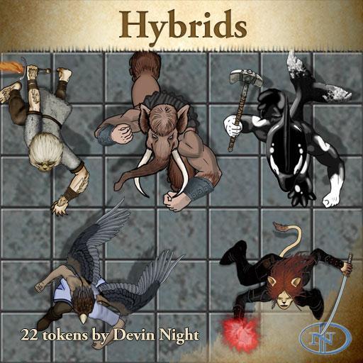 52 - Hybrids