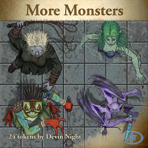 53 - More Monsters