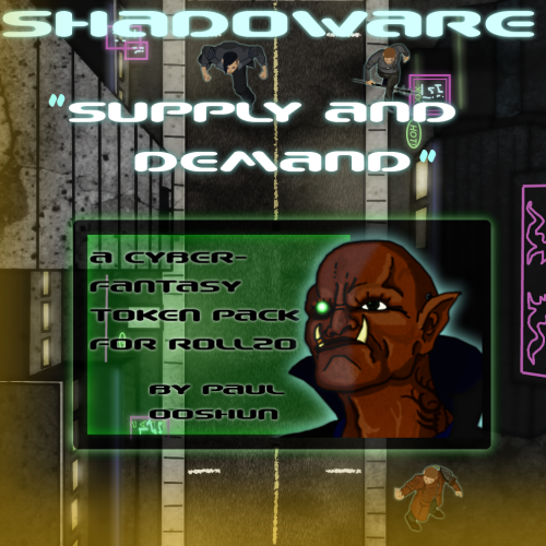 Shadoware - Supply and Demand