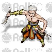 Male Adventurers Token Pack Roll20 Marketplace Digital Goods For