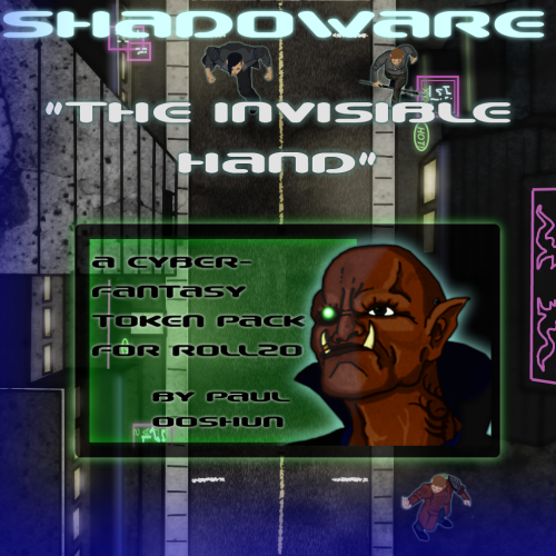 Shadoware - The Invisible Hand