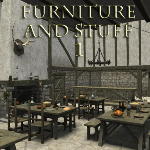 Furniture and Stuff 1