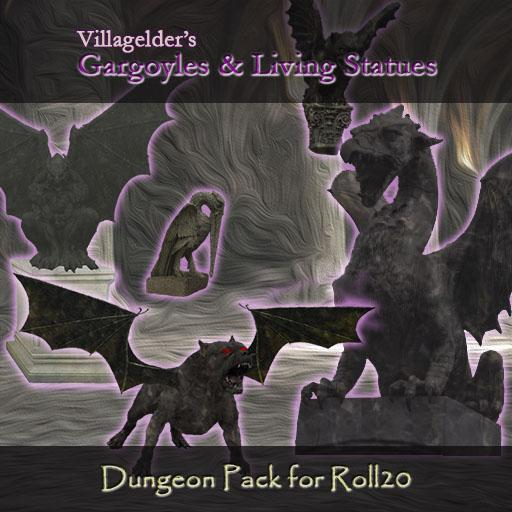 Villagelder's Gargoyles and Living Statues