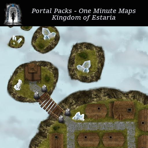 Portal Packs - One Minute Maps - Kingdom of Estaria