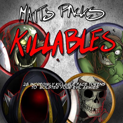 Matt's Packs - Killables