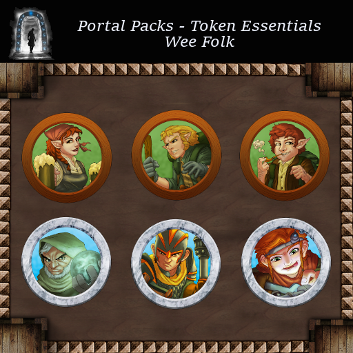 Portal Packs - Token Essentials - Wee Folk