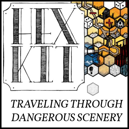 Hex Kit Volume Two: Traveling Through Dangerous Scenery