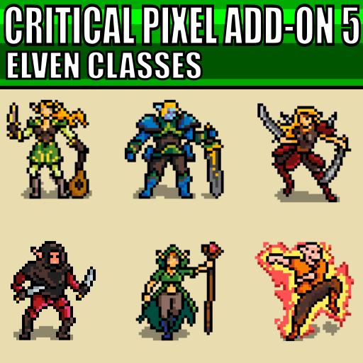 Critical Pixel Addon 5