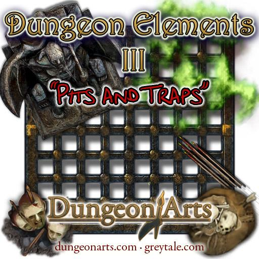 Greytale's Dungeon Elements 3