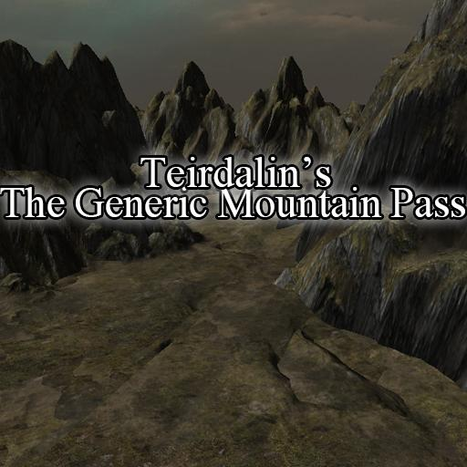 The Generic Mountain Pass