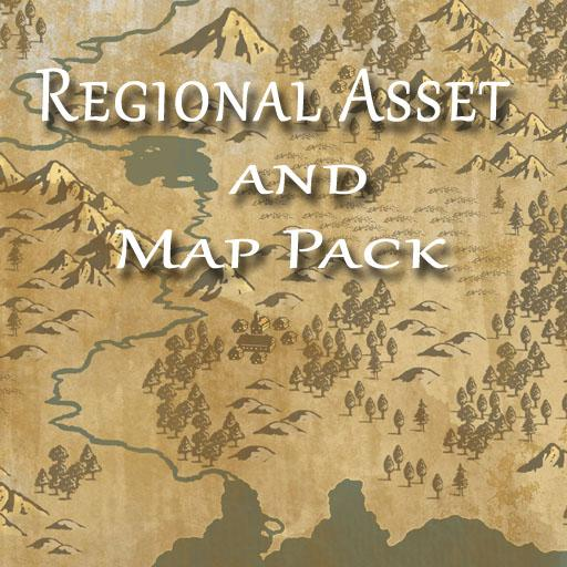 Regional Asset and Map Pack