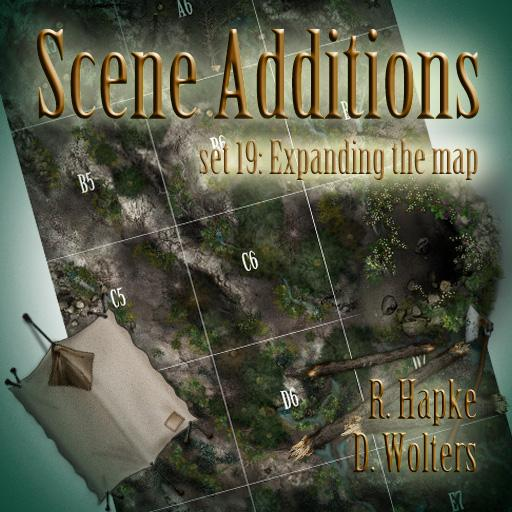 Scene Additions set 19: Expanding the map