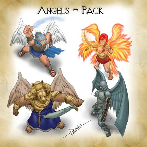 Angels Pack
