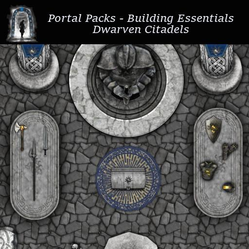 Portal Packs - Building Essentials - Dwarven Citadels