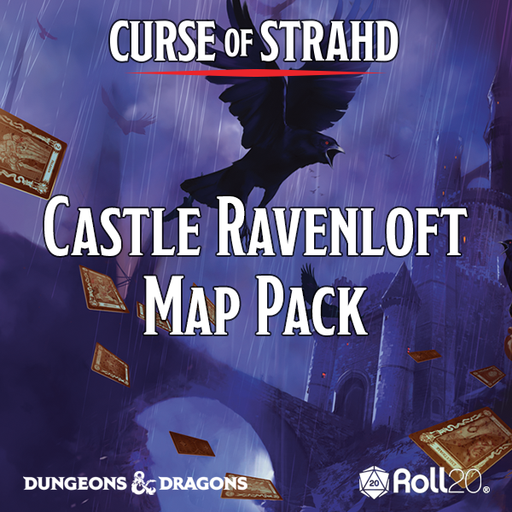 Castle Ravenloft Map Pack