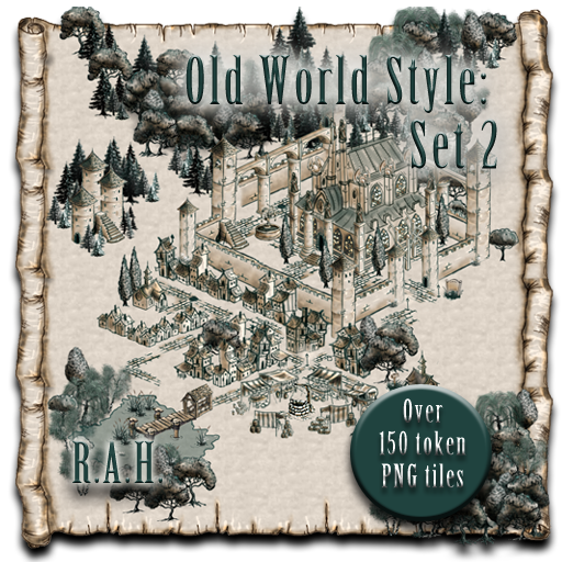 Old World Style: Set 2