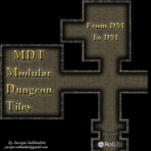 MDT Modular Dungeon Tiles