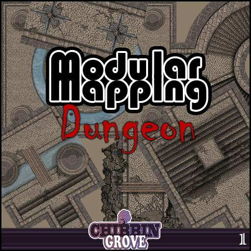Chibbin Grove: Modular Mapping - Dungeon 1