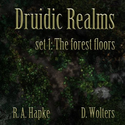 Druidic Realms Set 1: The Forest Floor