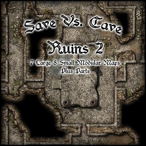 Save Vs. Cave Ruins 2